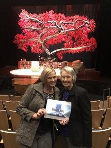 Laura attended Tuesdays with Morrie on Jan 23rd 2019 via VetTix