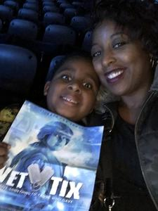 Candice attended Yams Day: A$ap & Friends - French Rap on Jan 17th 2019 via VetTix