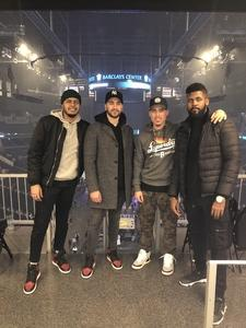 Theodore attended Yams Day: A$ap & Friends - French Rap on Jan 17th 2019 via VetTix