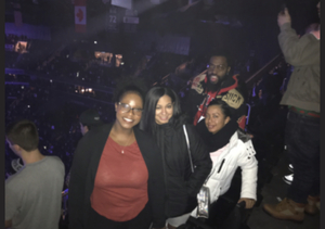 Ana attended Yams Day: A$ap & Friends - French Rap on Jan 17th 2019 via VetTix