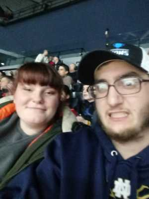 Sean attended Monster Jam Triple Threat Series on Mar 22nd 2019 via VetTix