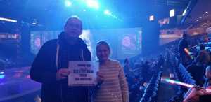 Jim D attended Marvel Universe Live! Age of Heroes on Mar 1st 2019 via VetTix