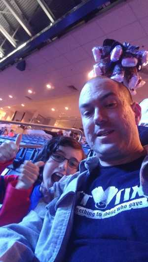 Michael attended Marvel Universe Live! Age of Heroes on Mar 1st 2019 via VetTix