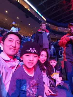 S Ryu attended Marvel Universe Live! Age of Heroes on Mar 1st 2019 via VetTix