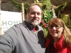 Jeff K attended Great Big Home + Garden Show on Feb 1st 2019 via VetTix