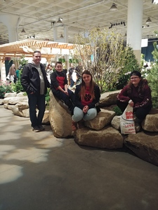 Michael attended Great Big Home + Garden Show on Feb 1st 2019 via VetTix