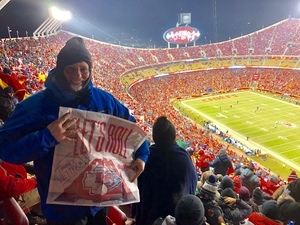 Click To Read More Feedback from AFC Championship Game - Kansas City Chiefs vs. New England Patriots - NFL