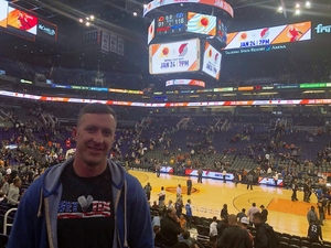 Click To Read More Feedback from Phoenix Suns vs. Minnesota Timberwolves - NBA
