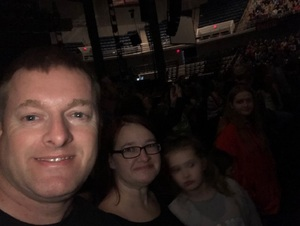 Jody attended TobyMac Hits Deep Tour on Feb 7th 2019 via VetTix