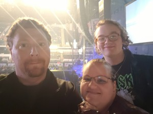 matt attended TobyMac Hits Deep Tour on Feb 7th 2019 via VetTix
