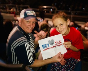 Russell attended TobyMac Hits Deep Tour on Feb 7th 2019 via VetTix