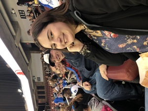 Mikel attended Wichita Thunder vs Utah Grizzlies - ECHL on Feb 2nd 2019 via VetTix