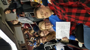 Mark attended Wichita Thunder vs Utah Grizzlies - ECHL on Feb 2nd 2019 via VetTix