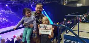 Click To Read More Feedback from Disney on Ice Presents: Frozen