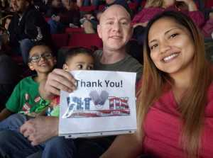 rickey attended Monster Jam Triple Threat Series - Motorsports/racing on Mar 15th 2019 via VetTix