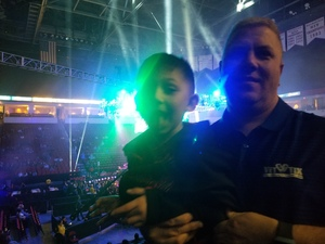 Click To Read More Feedback from Combate Americas - Live Mixed Martial Arts - Tracking Attendance
