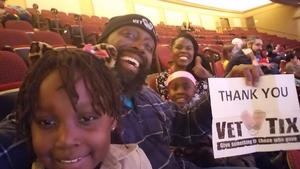 Kevin attended Sesame Street Live! Let's Party! - Children's Theatre on Feb 13th 2019 via VetTix