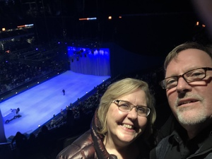Joel attended Disney on Ice Celebrates 100 Years of Magic - Ice Shows on Feb 14th 2019 via VetTix