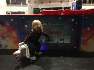 Matthew attended Disney on Ice Celebrates 100 Years of Magic - Ice Shows on Feb 14th 2019 via VetTix