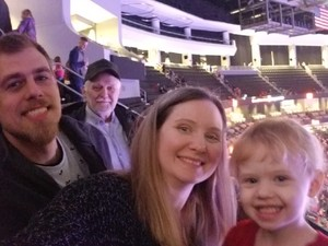 Marcia attended Disney on Ice Celebrates 100 Years of Magic - Ice Shows on Feb 14th 2019 via VetTix