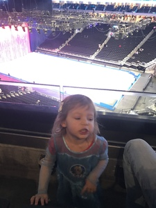 Kelli attended Disney on Ice Celebrates 100 Years of Magic - Ice Shows on Feb 14th 2019 via VetTix