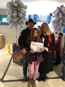 Gary attended Disney on Ice Celebrates 100 Years of Magic - Ice Shows on Feb 14th 2019 via VetTix