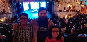 Chris attended Disney's Dcappella - Other on Jan 29th 2019 via VetTix