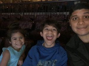 Anthony attended Disney's Dcappella - Other on Jan 29th 2019 via VetTix