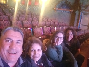 Walter attended Disney's Dcappella - Other on Jan 29th 2019 via VetTix
