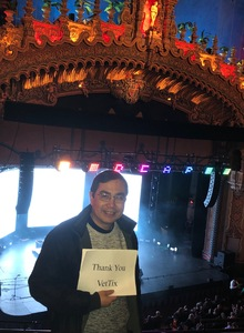 Joshua attended Disney's Dcappella - Other on Jan 29th 2019 via VetTix