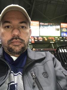 Carlos attended Rgv Barracudas FC vs. El Paso Coyotes - Major Arena Soccer League on Feb 10th 2019 via VetTix