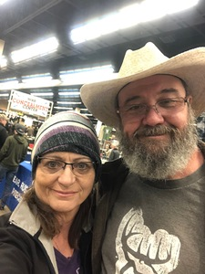 Mark attended Dfw Original Fort Worth Gun Show - Presented by Premier Gun Shows - Saturday or Sunday on Feb 17th 2019 via VetTix