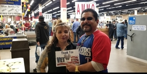 Juan attended Dfw Original Fort Worth Gun Show - Presented by Premier Gun Shows - Saturday or Sunday on Feb 17th 2019 via VetTix