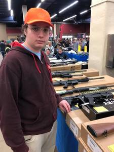 Troy attended Dfw Original Fort Worth Gun Show - Presented by Premier Gun Shows - Saturday or Sunday on Feb 17th 2019 via VetTix