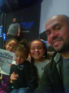Orlando attended NEW LIVE! - Presented by Northeast Wrestling on Feb 23rd 2019 via VetTix