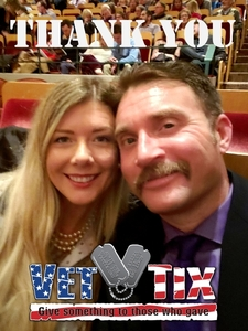 Jeremy attended A Classical Romance - Presented by the Colorado Symphony on Feb 16th 2019 via VetTix