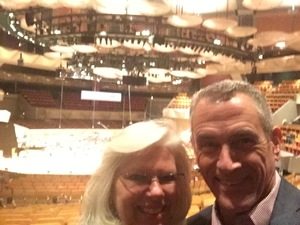 Tom attended A Classical Romance - Presented by the Colorado Symphony on Feb 16th 2019 via VetTix