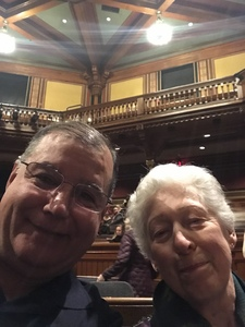 Robert attended All Beethoven Program - Special Pre-concert Toast - Presented by the Boston Philharmonic Orchestra on Feb 14th 2019 via VetTix