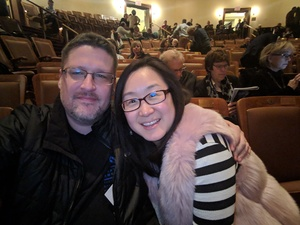 Keith attended All Beethoven Program - Presented by the Boston Philharmonic Orchestra on Feb 16th 2019 via VetTix