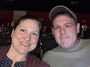 kathleen attended Cage Fury Fighting Championships 72 - Live Mixed Martial Arts on Feb 16th 2019 via VetTix