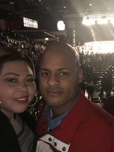 Dwayne attended Cage Fury Fighting Championships 72 - Live Mixed Martial Arts on Feb 16th 2019 via VetTix
