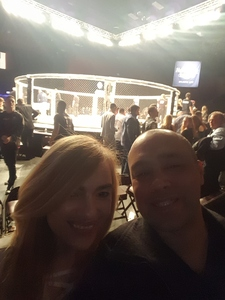 Jose attended Cage Fury Fighting Championships 72 - Live Mixed Martial Arts on Feb 16th 2019 via VetTix