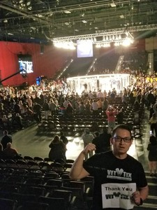 can attended Cage Fury Fighting Championships 72 - Live Mixed Martial Arts on Feb 16th 2019 via VetTix
