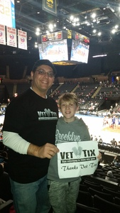Click To Read More Feedback from Long Island Nets vs. Sioux Falls Skyforce - NBA D League