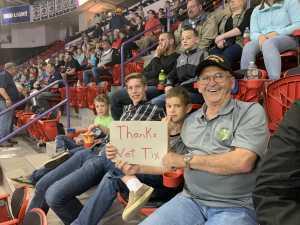 Click To Read More Feedback from Green Bay Blizzard vs. Cedar Rapids River Kings - Military Appreciation Night! - IFL