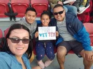 LUIS attended Monster Jam - Motorsports/racing on Apr 13th 2019 via VetTix