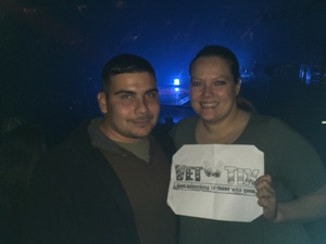 Timothy attended Eric Church Tickets- St. Louis on Jan 25th 2019 via VetTix