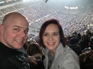 Kelly attended Eric Church Tickets- St. Louis on Jan 25th 2019 via VetTix