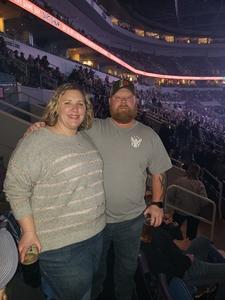 Mark attended Eric Church Tickets- St. Louis on Jan 25th 2019 via VetTix