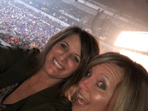Michelle attended Eric Church Tickets- St. Louis on Jan 25th 2019 via VetTix